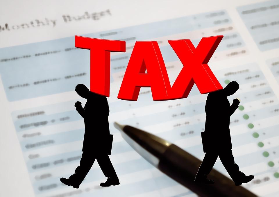 Zvládněte snadno placení daní