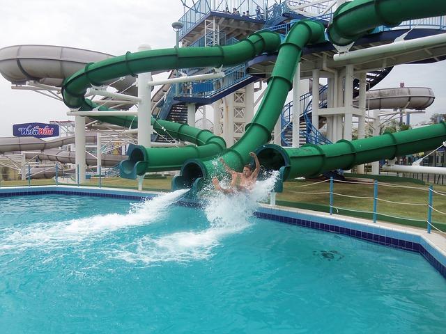 Nejlepší aquaparky na světě
