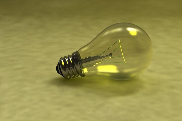 moc žárovky