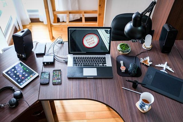 Pracovní Kancelář