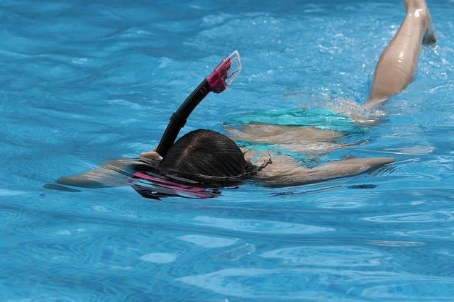 Plavání se šnorchlem