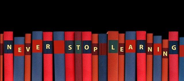 knihy – vzdělávání dospělých